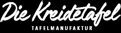 Die Kreidetafel-Logo